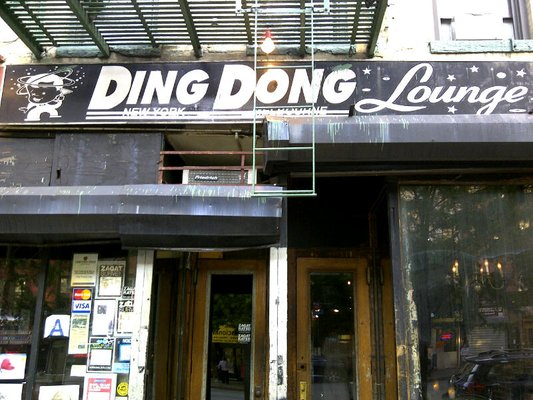 How do you get to Ding Dong Lounge? Practice.